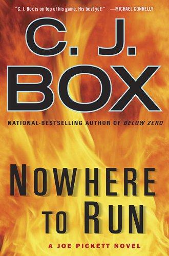 Nowhere to Run: Box, C. J.