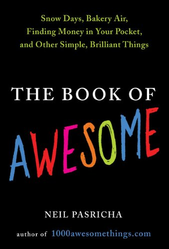 9780399156519: The Book of Awesome: Snow Days, Bakery Air, Finding Money in Your Pocket, and Other Simple, Brilliant Things