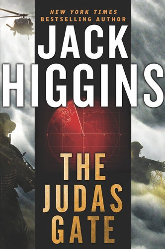 9780399156847: The Judas Gate (Sean Dillon)