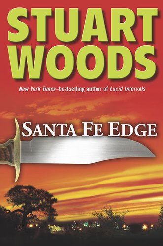 Santa Fe Edge (Signed First Edition): Woods, Stuart