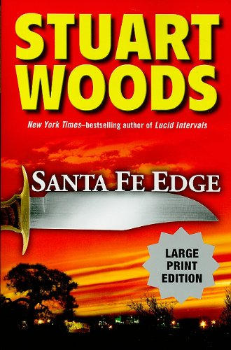 9780399156977: Santa Fe Edge (Ed Eagle Novel)