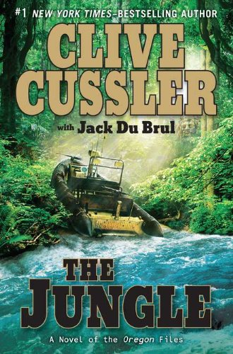 The Jungle (Double Signed): Cussler, Clive; Du Brul, Jack