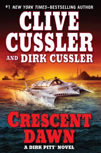 9780399157141: Crescent Dawn (Dirk Pitt Adventure)
