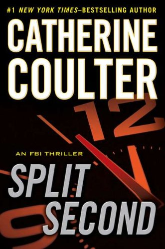 9780399157431: Split Second (FBI Thriller)