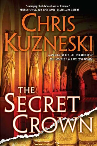 The Secret Crown: Kuzneski, Chris