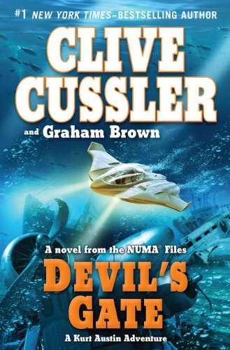 Devil's Gate (Double Signed): Cussler, Clive; Brown, Graham