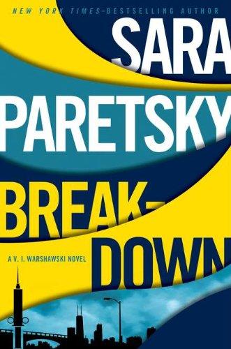 9780399157837: Breakdown (V. I. Warshawski)