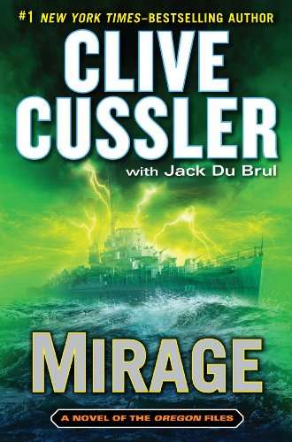9780399158087: Mirage (The Oregon Files)