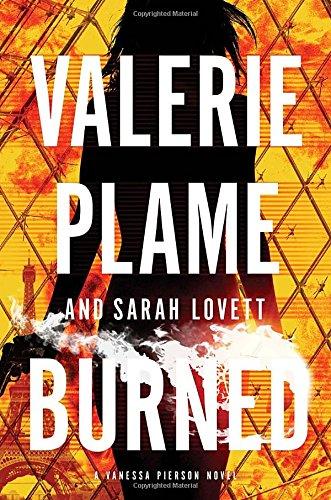 9780399158216: Burned (Vanessa Pierson)