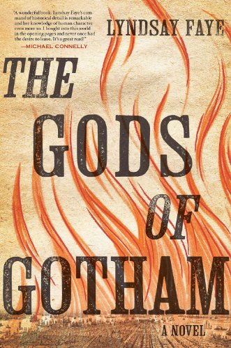 9780399158377: The Gods of Gotham