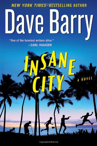 Insane City: Barry, Dave