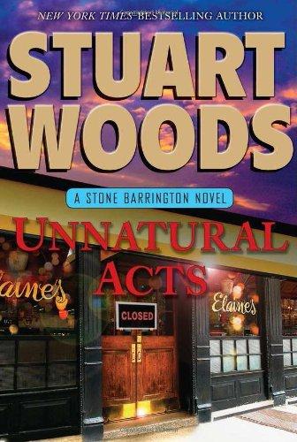 9780399158865: Unnatural Acts (Stone Barrington)