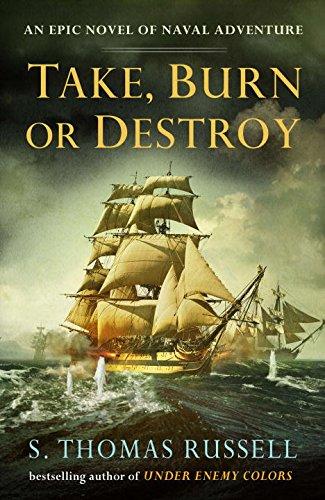 9780399158964: Take, Burn or Destroy (A Charles Hayden Novel)