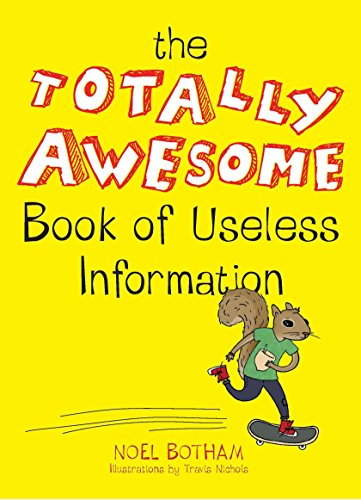 9780399159251: The Totally Awesome Book of Useless Information