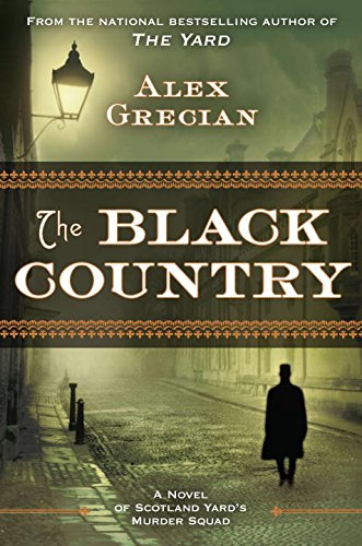 The Black Country - First Edition, Uncorrected Proof