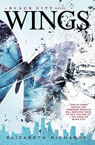 9780399159459: Wings (Black City Novel)