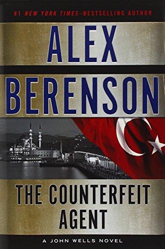 9780399159732: The Counterfeit Agent (John Wells)