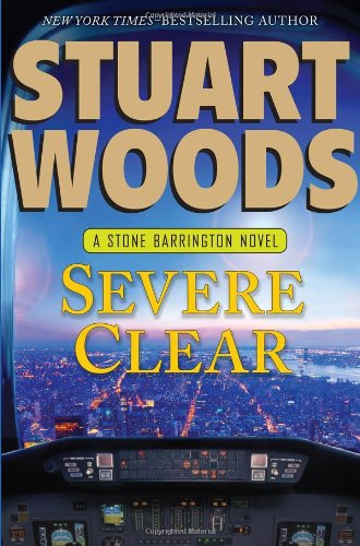 [signed] Severe Clear (Stone Barrington)