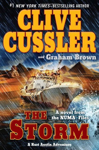 9780399160134: The Storm (The NUMA Files)