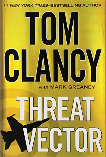 9780399160455: Threat Vector (Jack Ryan, Jr.)
