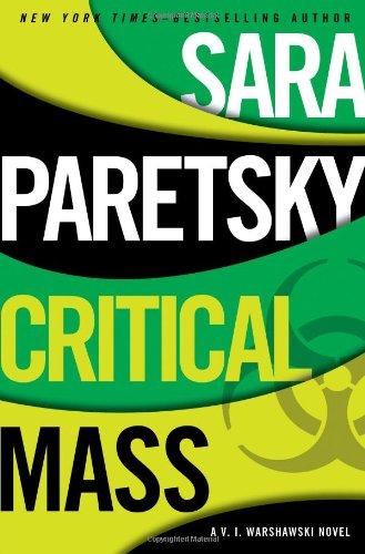 9780399160561: Critical Mass (A V.I. Warshawski Novel)