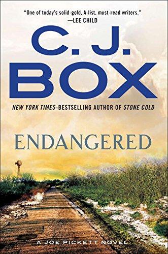 9780399160776: Endangered (A Joe Pickett Novel)