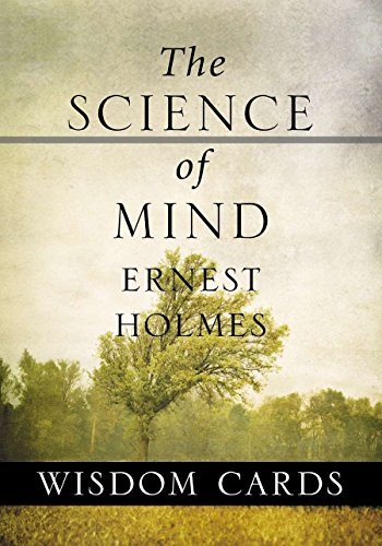 The Science of Mind Wisdom Cards (Tarcher Inspiration Cards) (0399161635) by Holmes, Ernest