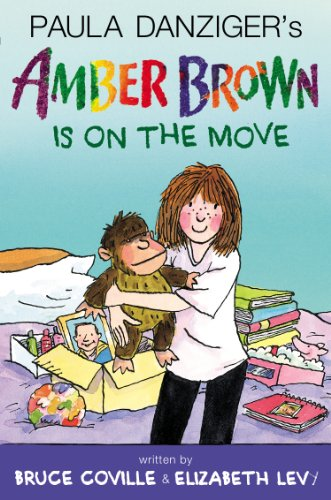 9780399161698: Amber Brown Is on the Move