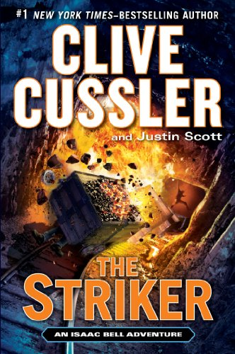 The Stirker: Cussler, Clive and Justin Scot