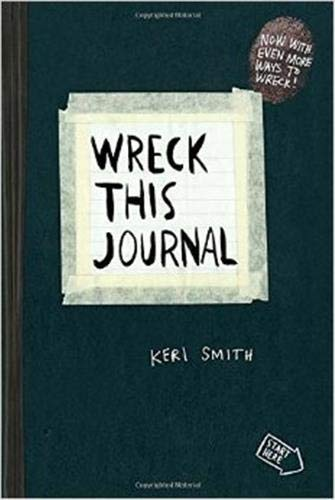 9780399161940: Wreck This Journal (Black): To Create Is to Destroy