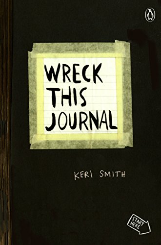 9780399161940: Wreck This Journal (Black) Expanded Edition