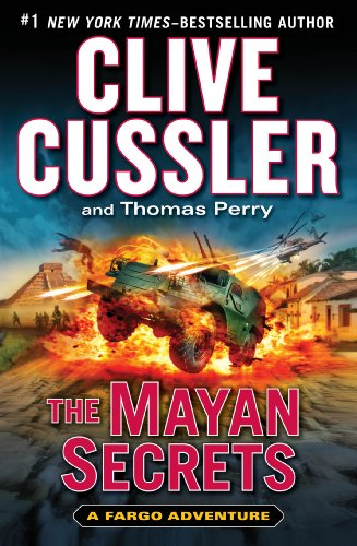"""The Mayan Secrets """" Signed """": Cussler, Clive and Perry, Thomas"""
