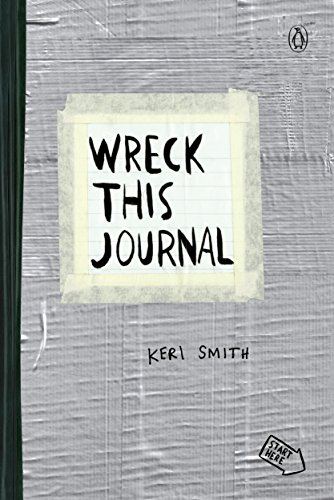 9780399162701: Wreck This Journal (Duct Tape) Expanded Ed.