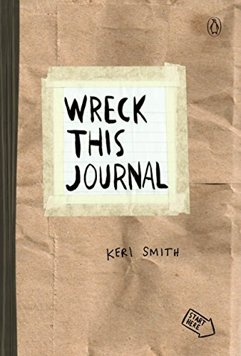 9780399162718: Wreck This Journal (Paper Bag) Expanded ed.