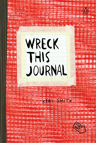 9780399162725: Wreck This Journal (Red) Expanded ed.