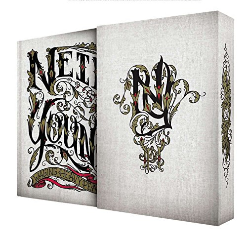 Waging Heavy Peace: Limited and Signed Edition: Young, Neil