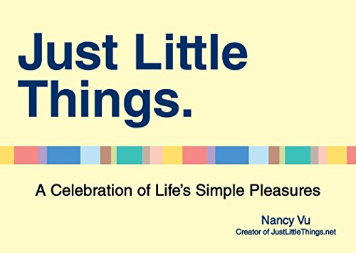 9780399162978: Just Little Things: A Celebration of Life's Simple Pleasures