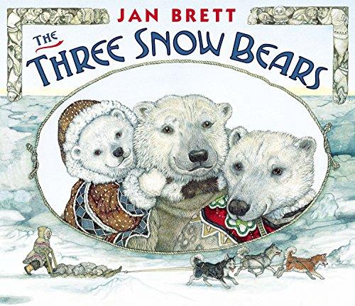 9780399163265: The Three Snow Bears: oversized board book