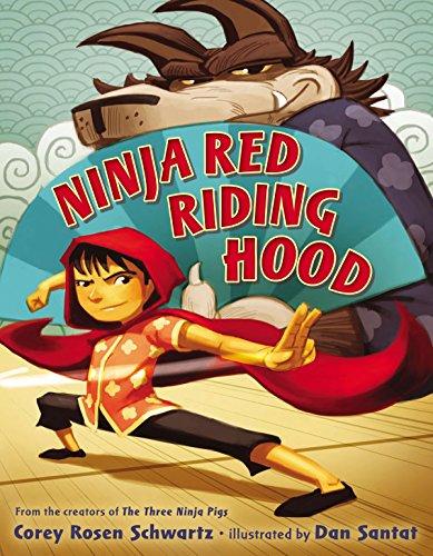 9780399163548: Ninja Red Riding Hood