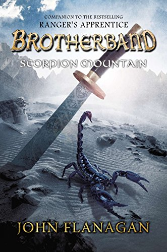 9780399163562: Scorpion Mountain (Brotherband Chronicles)