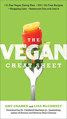 9780399163692: The Vegan Cheat Sheet: Your Take-Everywhere Guide to Plant-based Eating