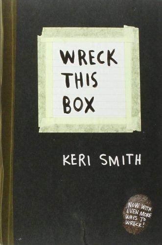 9780399163739: Wreck This Box Boxed Set
