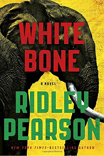 9780399163753: White Bone (A Risk Agent Novel)