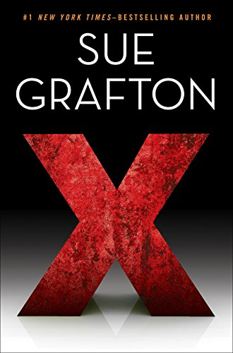 9780399163845: X (A Kinsey Millhone Novel)