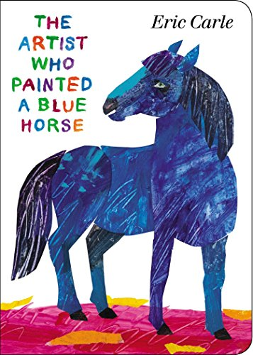 9780399164026: The Artist Who Painted a Blue Horse