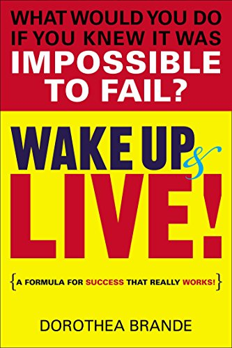 9780399165115: Wake Up and Live!