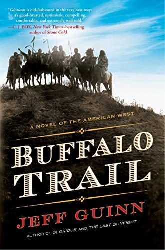 9780399165429: Buffalo Trail: A Novel of the American West