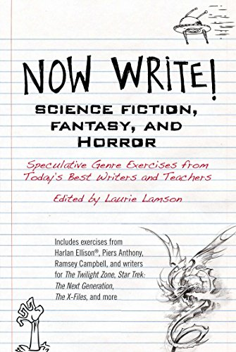 9780399165559: Now Write! Science Fiction, Fantasy, and Horror: Speculative Genre Exercises from Today's Best Writers and Teachers