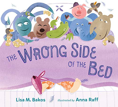 The Wrong Side of the Bed: Lisa Bakos