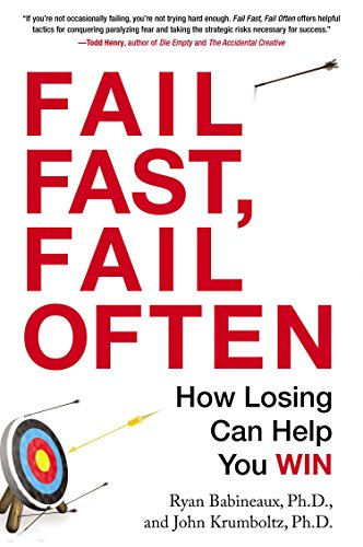 9780399166259: Fail Fast, Fail Often: How Losing Can Help You Win